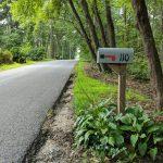 110 Teele street mailbox
